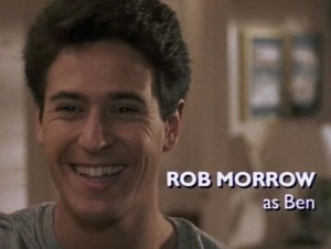 Rob Morrow as Ben