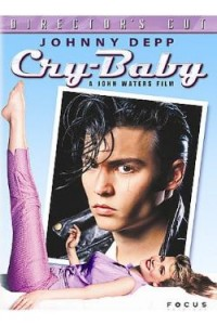 Cover of Cry-Baby DVD