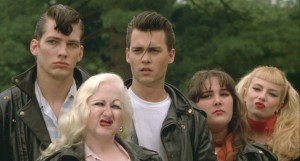 Cry-Baby Ensemble Cast