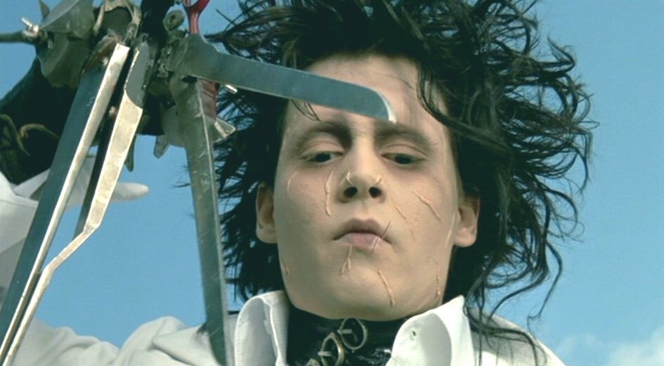 Edward Scissorhands 1990 A Guy Named Soo