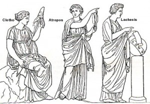 The Greek Fates