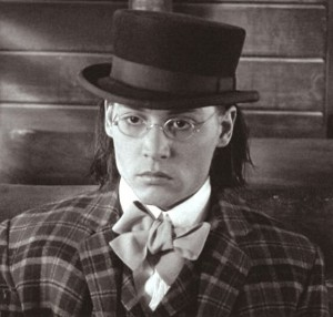 Cleveland Accountant William Blake (Johnny Depp)