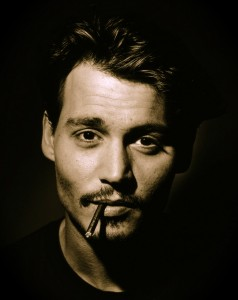 Happy 50th Birthday Johnny Depp!