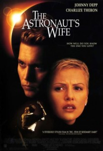 The Astronaut's Wife (1999) - DVD Cover