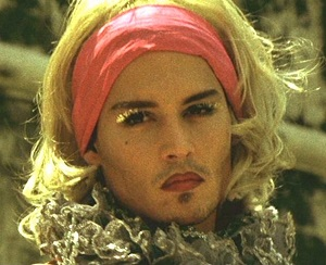 Johnny Depp as Bon Bon