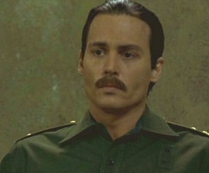 Image of Johnny Depp as Lt. Victor
