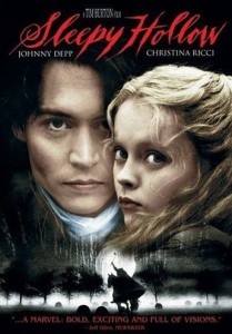 Sleepy Hollow (1999) - DVD Cover