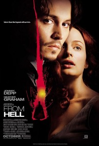 From Hell Poster 2001
