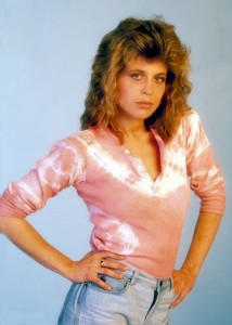 Linda Hamilton as Sarah Connor in Terminator (1984)